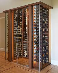 custom wine cabinets. Unique Cabinets Beautiful Wood Wine Cellar In Tiburon California In Custom Wine Cabinets U