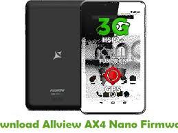 Download Allview AX4 Nano Firmware ...