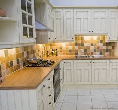 Kitchen Backsplash Ideas For White Cabinets Utrails Home Design