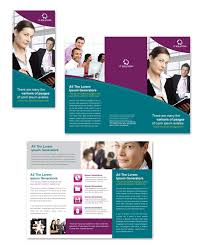 Brochure Trifold Template Free 65 Print Ready Brochure Templates Free Psd Indesign Ai