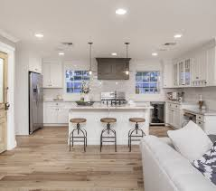White kitchen light wood floor Small My Rafter House Dining Rooms Wide Planked Hardwood Floors Light Hardwood Floors Shaker Cabinets White Kitchen Cabinets Oil Rubbed Bronze Cabinet Pinterest My Rafter House Dining Rooms Wide Planked Hardwood Floors Light