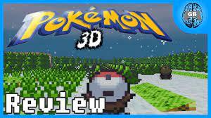 Pokemon 3D Review - YouTube