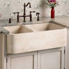 kitchen rectangle brown copper farmhouse sink with single bowl