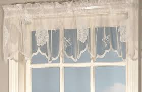 Curtains:Lace Valance Curtains Q Awesome Lace Valance Curtains Seashells  Lace Tailored Valance 56 13