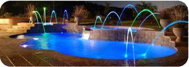 inground pools at night. Trilogy Pool Styles Inground Pools At Night