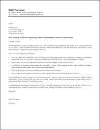 Ideas Of Embedded Software Developer Cover Letter For Resume Cover