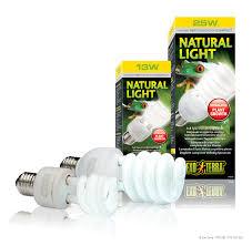 Daylight Spectrum Light Exo Terra Natural Light Full Spectrum Daylight Bulb
