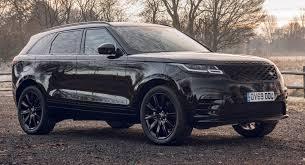 Uk R B Chart Range Rover Velar R Dynamic Black Edition Is A Uk Only