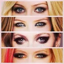 don t you love avril lavigne s eyes the best thing eyeliner tutorial