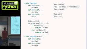 Python Design Patterns Gorgeous Design Patterns In Python MP48 YouTube