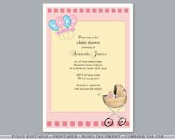 Free Online Party Invitations With Rsvp Free Printable Baby Shower Invitations Templates Etsy How To Build A