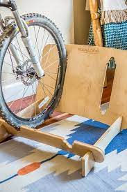 diy bike rack bike floor stand
