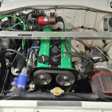 TOYOTA 1600 16v 4AGE Turbo engine for sale   Junk Mail