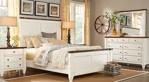 White furniture bedrooms Cheap Cottage Town White Pc Queen Panel Bedroom Rooms To Go Affordable Queen Bedroom Sets For Sale 6piece Suites