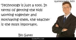 Bill Gates Quotes On Technology. QuotesGram via Relatably.com