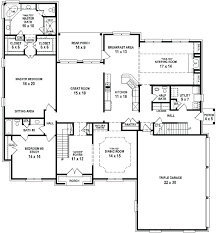 4 bedroom 3 bath house plans 4 bedroom 3 bath open house plans room image and