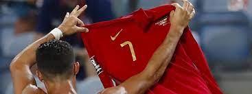 Cristiano Ronaldo: Aktuelle News zum Fußballspieler