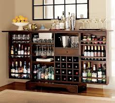 bar trunk furniture. bar cabinet looks like a wooded steamer trunk when itu0027s all folded up crate furniture h