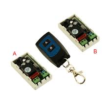 AC 220V 1CH <b>Wireless</b> Remote <b>Control</b> Switch System 2 <b>Receiver</b> ...