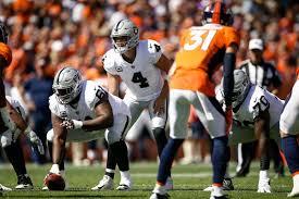 Ten Observations Of Raiders First 2019 Regular Season Depth