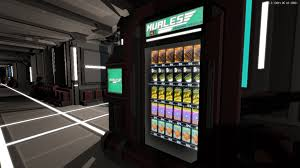 "Nearest Vending Machine Cool Care For A Snack"" Interstellar Rift Development Update 48 News"