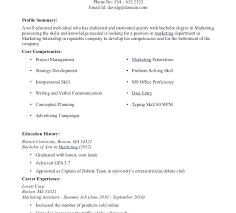 Writing An Effective Resume How To Write Curriculum Vitae Examples