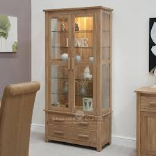 Pine Living Room Furniture Glass Display Cabinet Living Room Display Cabinets Pine Shop