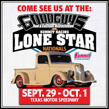 Goodguys 25th Summit Racing Lone Star Nationals |Bowler Transmissions