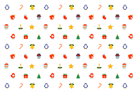 Christmas Pattern Gorgeous Creating A Christmas Background Pattern In Adobe Illustrator