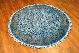 5 foot round rug ft teal 1 square area long runners 5 foot round rug