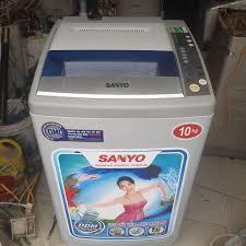 Sanyo 8kg , 10kg các... - Thanh lý tủ lạnh máy giặt hà nội