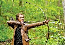 "katniss effect could be good for future of hunting new jersey  ap photo lionsgate murray close jennifer lawrence portrays katniss everdeen in a scene from ""the hunger games "" lawrence is among several teens fighting"