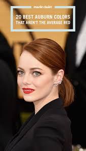 Red Hair Style 26 best auburn hair colors celebrities with red brown hair 7625 by stevesalt.us