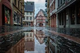 Stadtrundgang Mainz an einem verregneten Sonntag Foto & Bild |  jahreszeiten, regenfotos, wetter Bilder auf fotocommunity