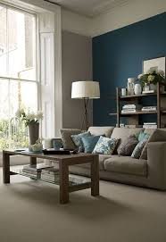 colors to paint living room55 Decorating Ideas for Living Rooms  Teal accent walls Teal