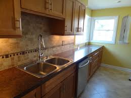Steps To Remodel Kitchen Kitchen Striking Wall Cabinets Which Is Painted In White Created