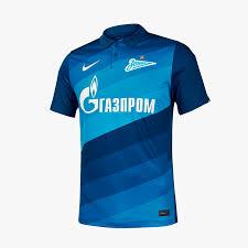<b>Футболка игровая домашняя Nike</b> Zenit сезон 2020/21 – купить в ...