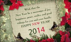 New Year Quotes For Friends And Family - happy new year messages ...
