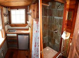 Tiny House Shower Cool Ideas 14