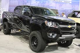 Colorado black chevy colorado : Chevy Colorado - SEMA 2014 | Trucks | Pinterest | Cars, Vehicle ...
