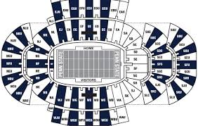 Penn State Stripe Out Plan For Beaver Stadium Announced