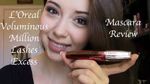 makeupalley previous volume million lashes excess l 39 oreal voluminous million lashes excess mascara review demo