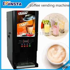 Tea Coffee Vending Machine Price Fascinating 48 In 48 Auto Mik Tea Juice Hot Drink Drinker Dispenser Fully