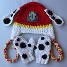 Paw Patrol Crochet Hat Pattern Free Awesome Design
