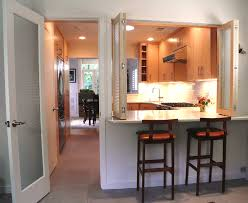 Kitchen Pass Through Uncle Jake Ooh Look We Could Add Some Bi Fold Doors To Create