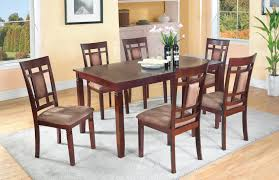 Dining room furniture charming asian Decor Amazoncom Home Source 50902101 7piece Davis Collection Asian Hardwood Dining Set 30 By 60 By 36inch Dark Cherrycappuccino Home Kitchen Amazoncom Amazoncom Home Source 50902101 7piece Davis Collection Asian