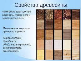 Реферат Свойства древесины как строительного материала ru Древесина свойства реферат
