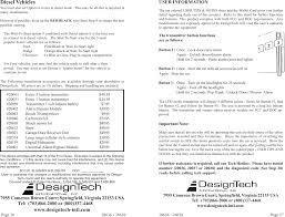 Design Tech International Springfield Va Shtx Security R C Transmitter User Manual 28636 38 V1 0 P65