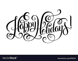 happy holidays white. Wonderful White Throughout Happy Holidays White A