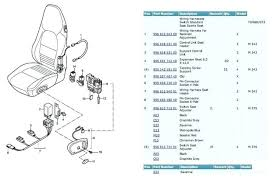 porsche seat wiring wire center \u2022 volvo electric seat wiring diagram porsche seat wiring collection of wiring diagram u2022 rh wiringbase today porsche 928 seat wiring porsche